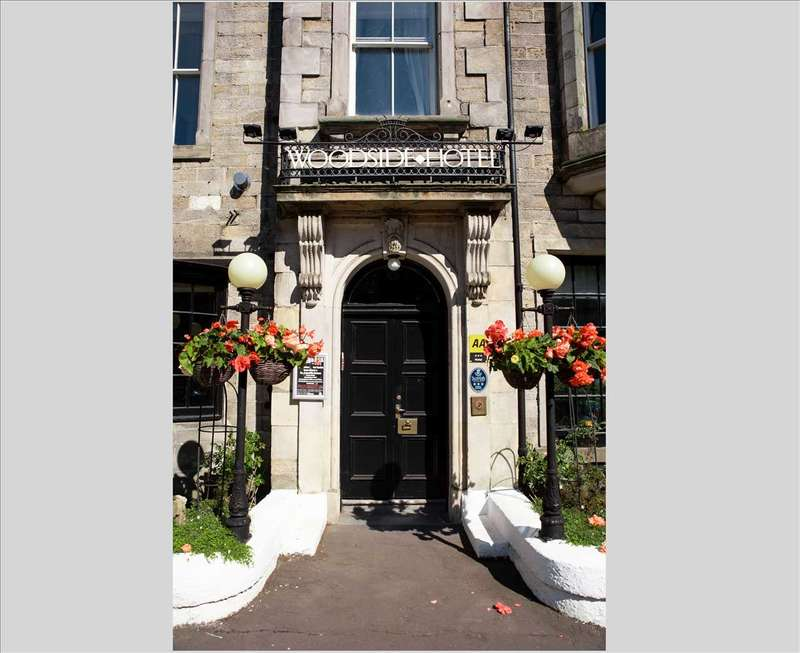 13 Bedrooms Commercial Property for sale in The Woodside Hotel,, 82 High Street, Aberdour