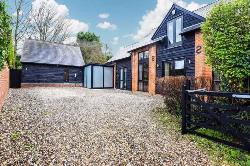 4 Bedrooms Detached House for sale in Wicken Road, Arkesden, Saffron Walden, CB11