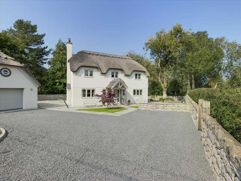 3 Bedrooms Detached House for sale in Ty To Gwellt, Bwlch, Tyn y Gongl