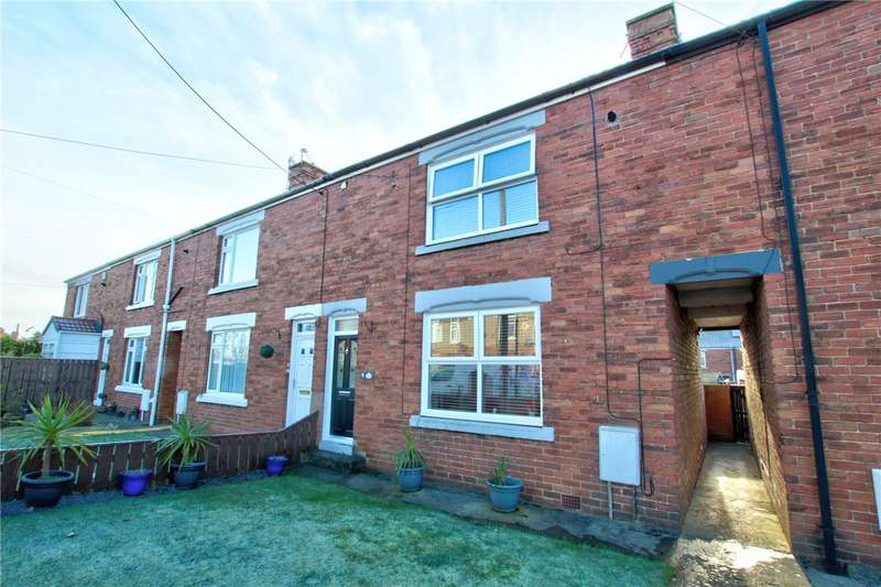 3 Bedrooms Terraced House for sale in Shelley Terrace, Chilton, Ferryhill, DL17