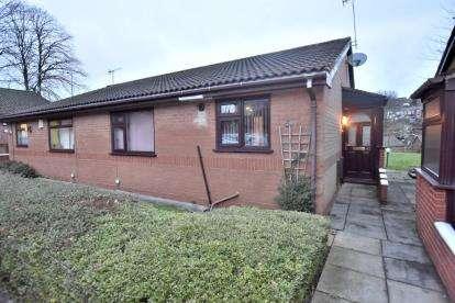2 Bedrooms Bungalow for sale in Alder Bank, Witton, Blackburn, Lancashire