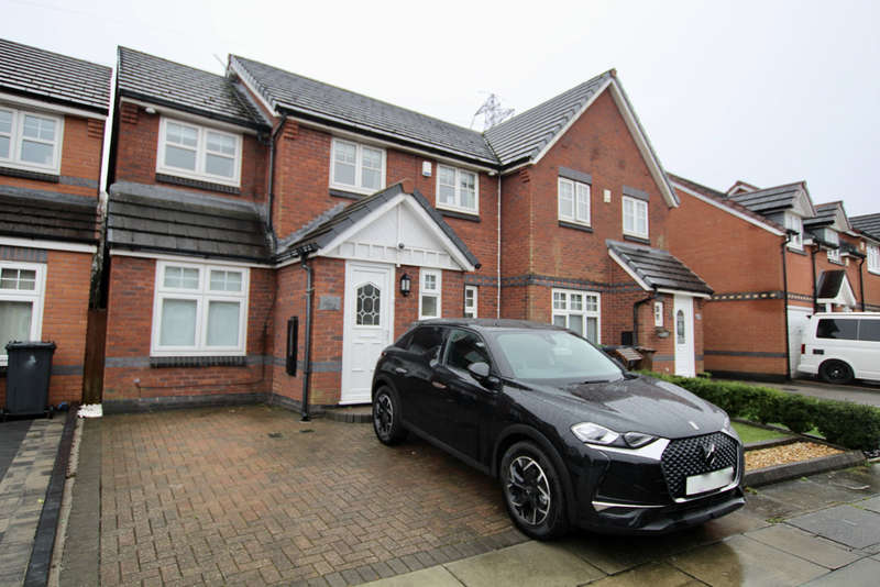4 Bedrooms Semi Detached House for sale in Barberry Crescent, Netherton, Bootle, L30
