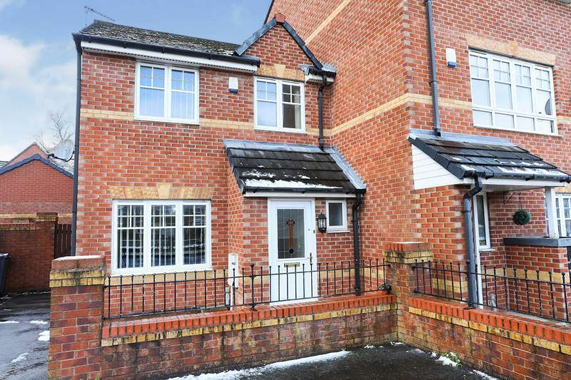 3 Bedrooms End Of Terrace House for sale in Northcote Avenue, Wythenshawe, Manchester, Greater Manchester, M22