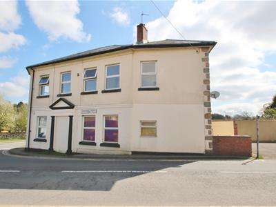 2 Bedrooms Flat for sale in Parkend Road, Coalway, Coleford