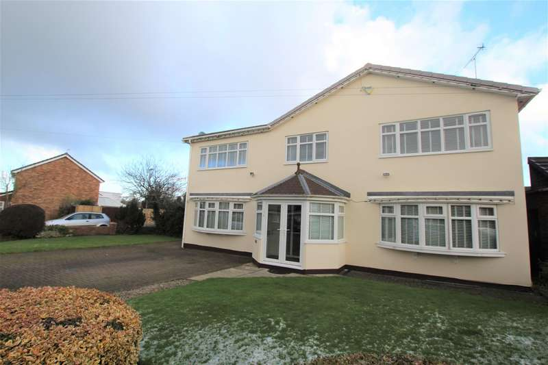 4 Bedrooms Detached House for sale in Longmeadow Road, Knowsley L34 0HT