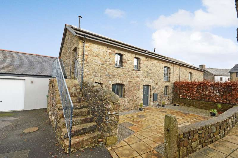 4 Bedrooms Semi Detached House for sale in Nr Belstone