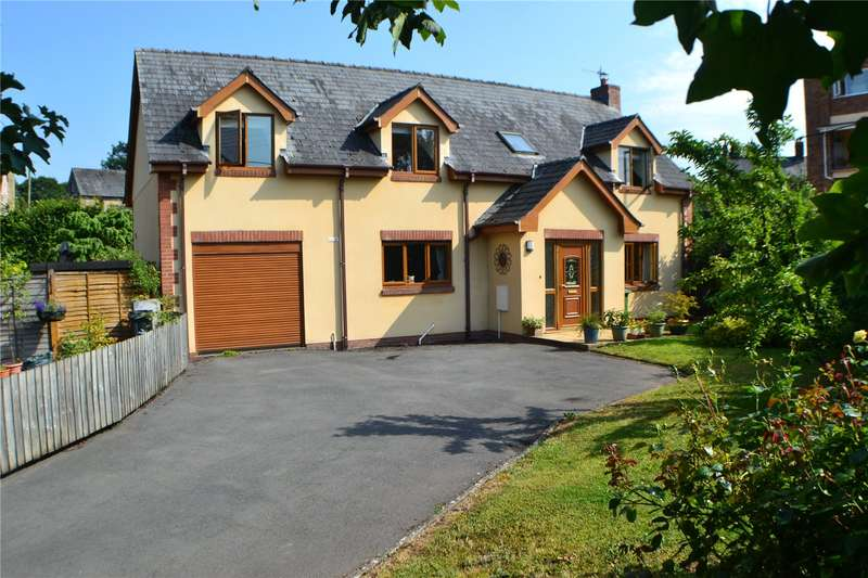 4 Bedrooms Detached House for sale in 1 Cefn Nant, Three Cocks, Brecon, Powys, LD3 0SN