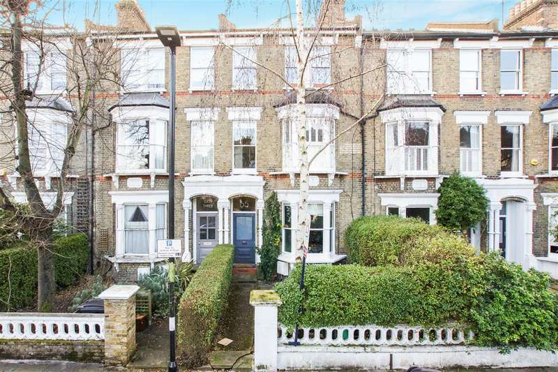 2 Bedrooms Flat for sale in Huddleston Road, London