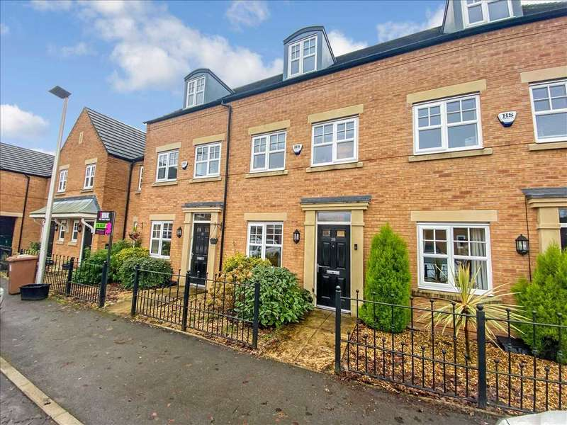 3 Bedrooms Town House for sale in Crow House Farm Drive, Newton-Le-Willows