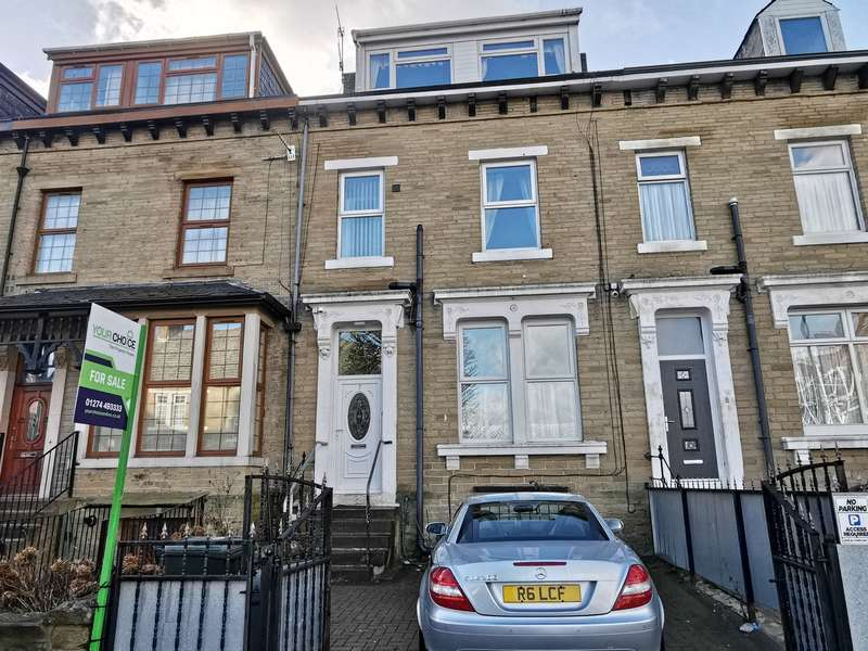 4 Bedrooms Terraced House for sale in Park View Terrace, Bradford, BD9