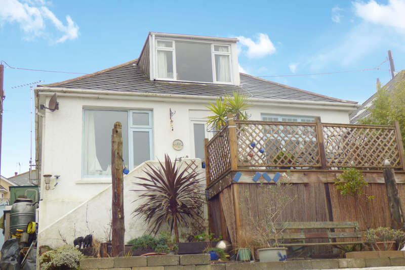 3 Bedrooms Detached Bungalow for sale in Upper Hillcrest, Perranporth