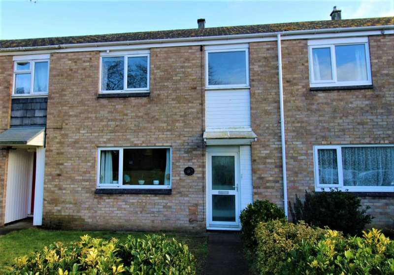 3 Bedrooms Terraced House for sale in PEACHES CLOSE, HARROLD