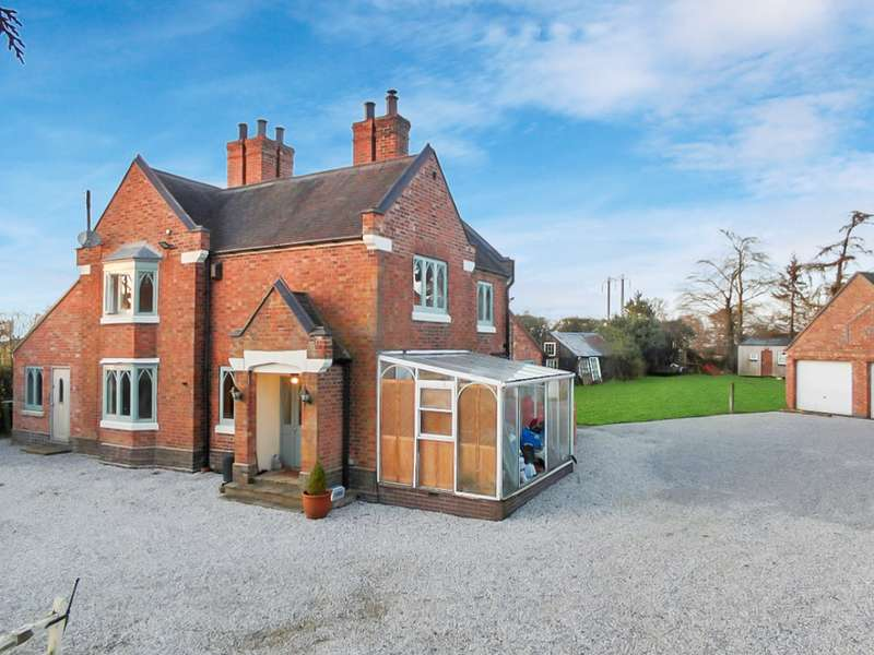 4 Bedrooms Property for sale in Monks Lane, Acton, Cheshire