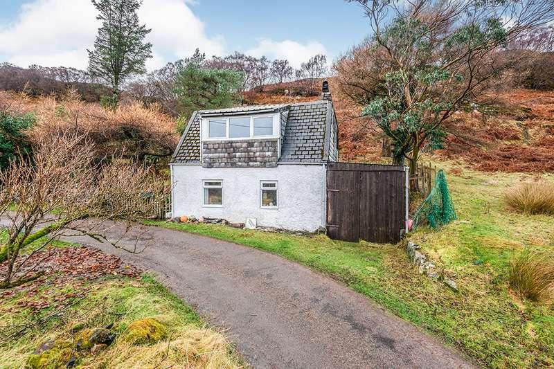 2 Bedrooms Detached House for sale in Nedd, Drumbeg, Lairg, Highland, IV27