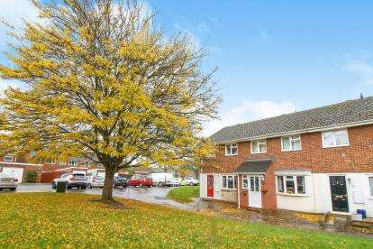 3 Bedrooms End Of Terrace House for sale in Carroll Close, Newport Pagnell, Bucks