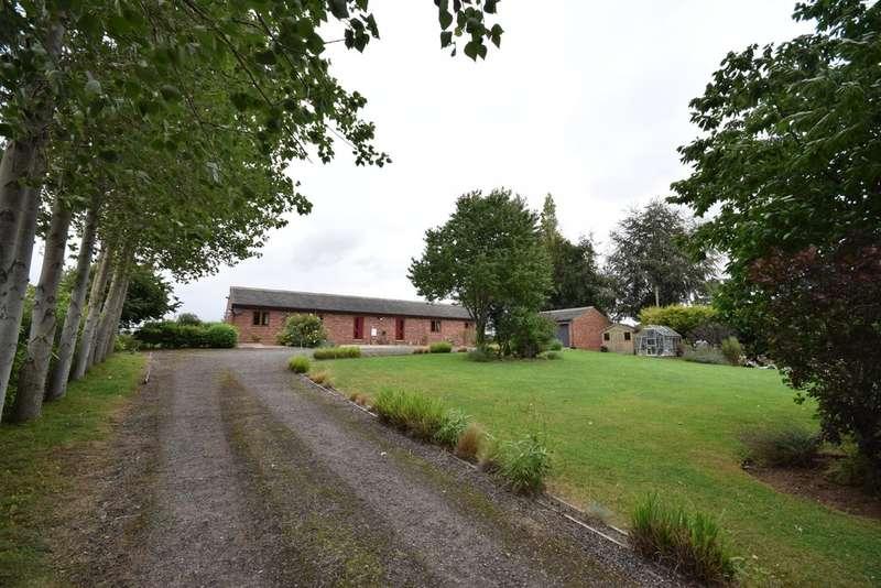 4 Bedrooms Detached Bungalow for sale in Jacksons Lane, Wentbridge, Pontefract