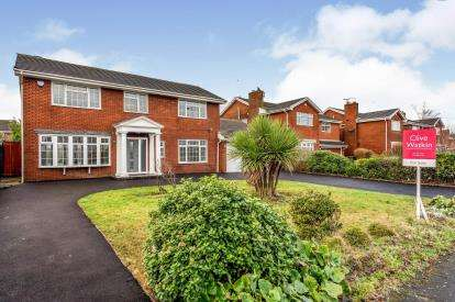 4 Bedrooms Detached House for sale in Burbo Bank Road, Liverpool, Merseyside, L23