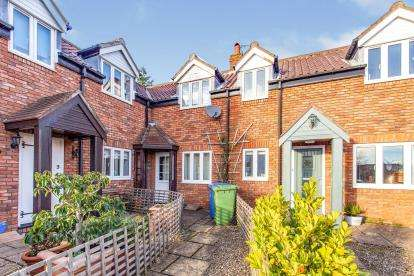 2 Bedrooms Terraced House for sale in Garbutts Yard, Carr Hill Lane, Briggswath, Whitby