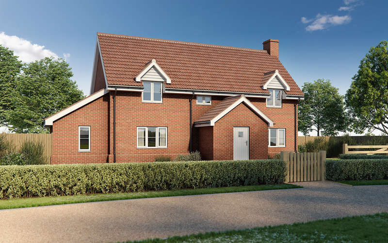 3 Bedrooms Detached House for sale in Cockfield, Bury St. Edmunds, Suffolk