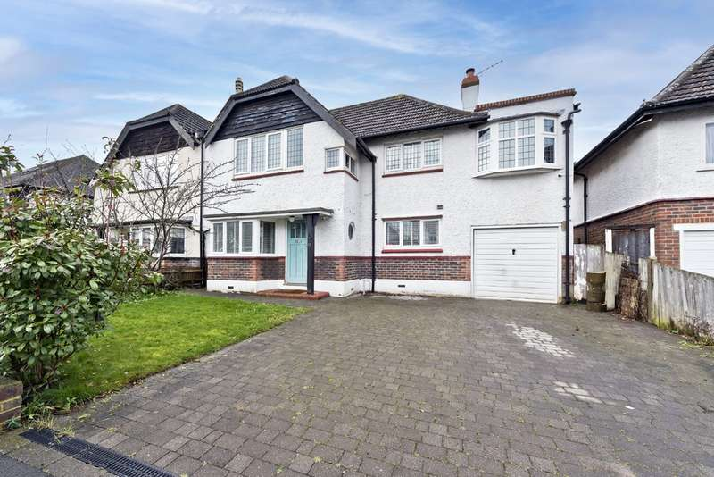 4 Bedrooms Semi Detached House for sale in Berrylands, Surbiton