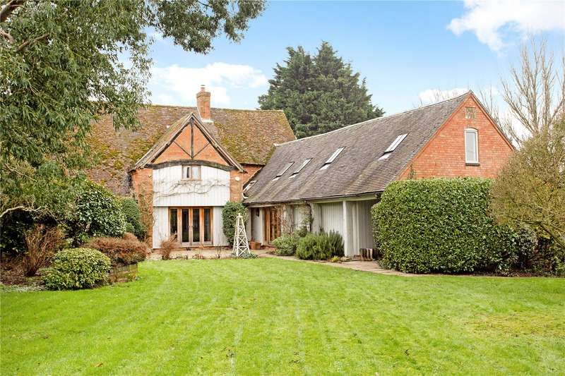 5 Bedrooms House for sale in Snitterfield Road, Hampton Lucy, Warwick, CV35