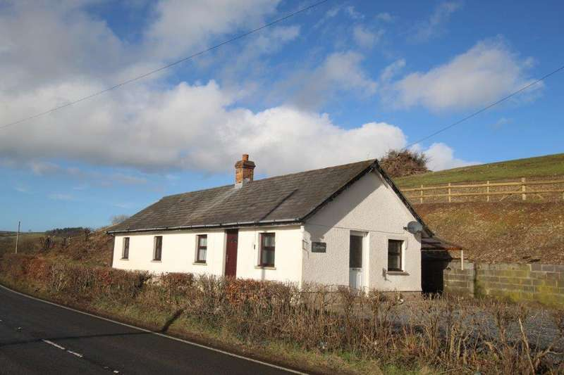 2 Bedrooms Property for sale in Silian, Lampeter