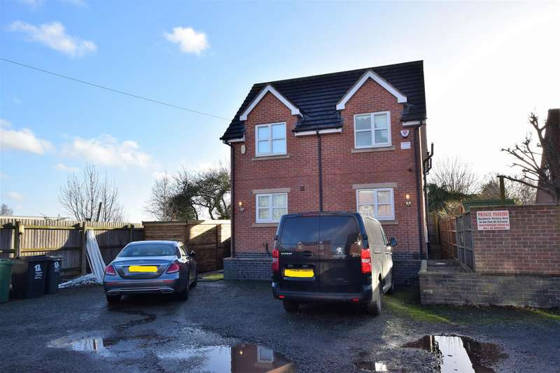4 Bedrooms Detached House for sale in Pasture Lane, Hathern, Loughborough