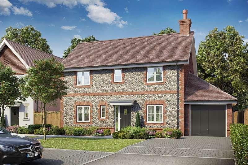 4 Bedrooms Detached House for sale in Wheeler Lane, Witley, Godalming, Surrey, GU8