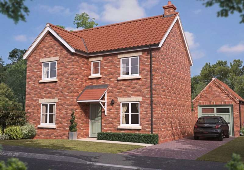 4 Bedrooms House for sale in Dales Avenue, Mablethorpe, Lincs, LN12