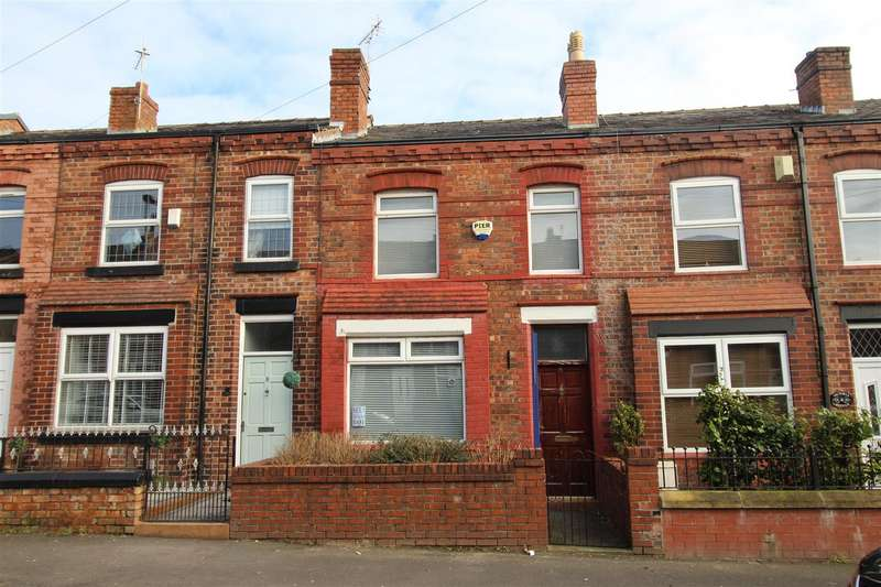2 Bedrooms Terraced House for sale in Victoria Avenue, Springfield, Wigan