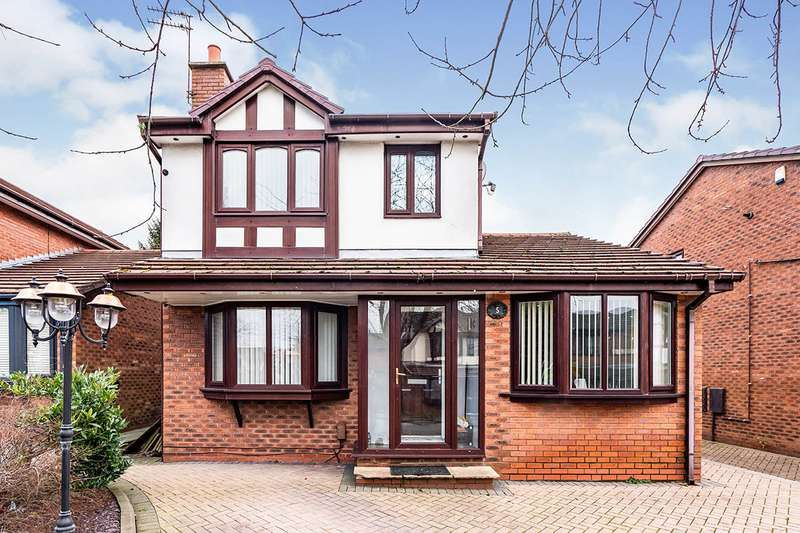 3 Bedrooms Detached House for sale in Daccamill Drive, Swinton, Manchester, Greater Manchester, M27