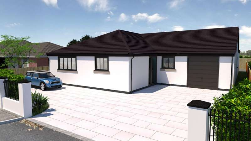 4 Bedrooms Detached Bungalow for sale in Starling Road, Bury