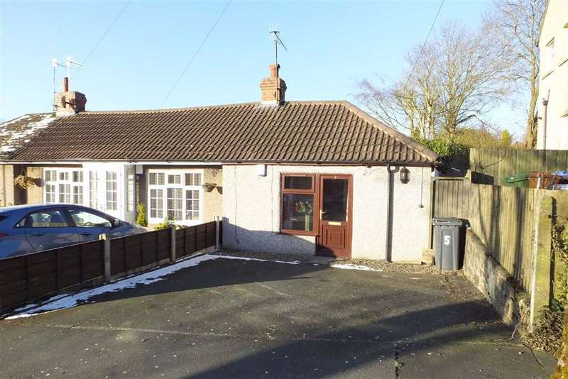 2 Bedrooms Bungalow for sale in Kingsley Road, Laneshawbridge, Lancashire, BB8