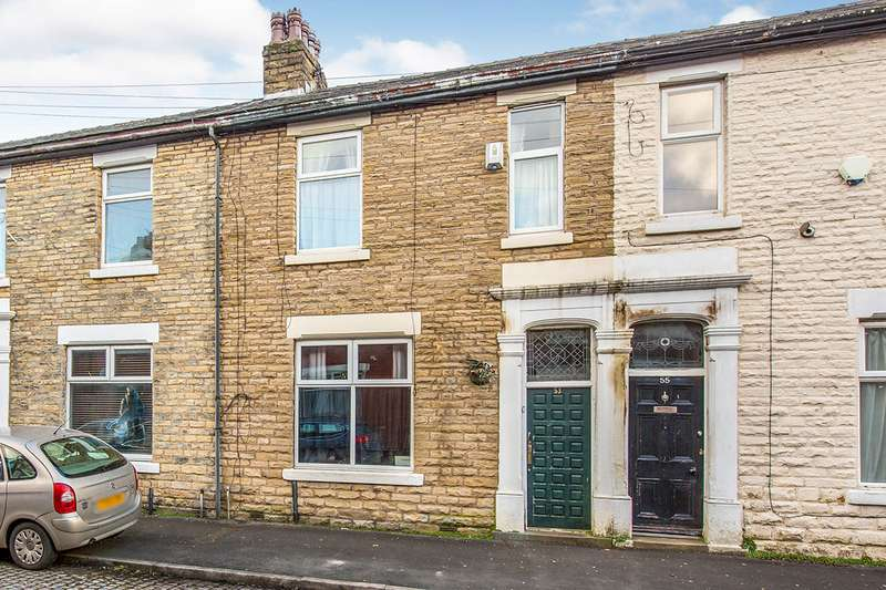 3 Bedrooms House for sale in Connaught Road, Preston, Lancashire, PR1