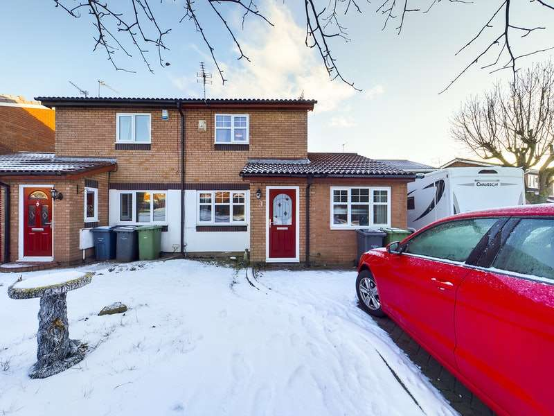 3 Bedrooms Semi Detached House for sale in Whitchurch Close, Boldon Colliery, Tyne and Wear, NE35