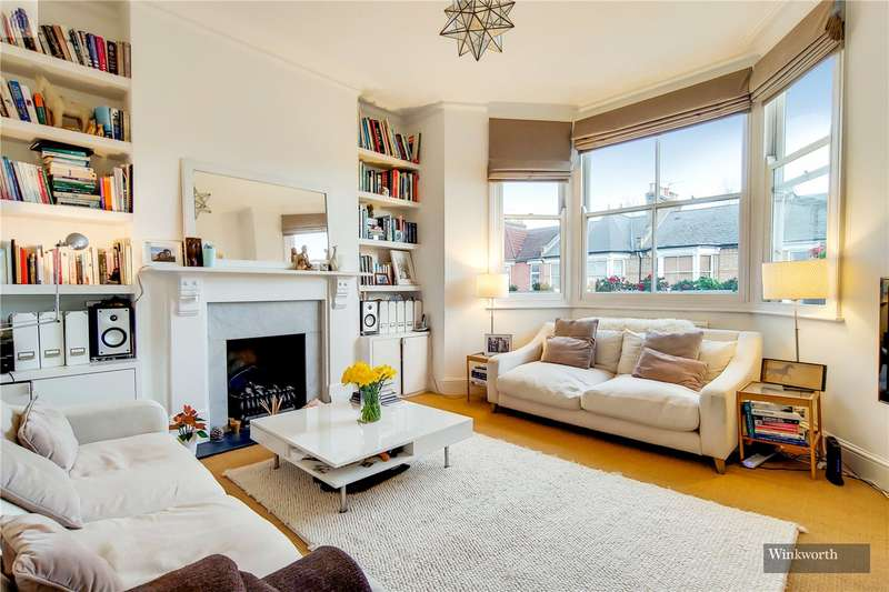 3 Bedrooms Maisonette Flat for sale in Ickburgh Road, London, E5