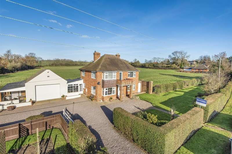 4 Bedrooms Detached House for sale in Scremby Road, Candlesby, Spilsby, PE23 5RU