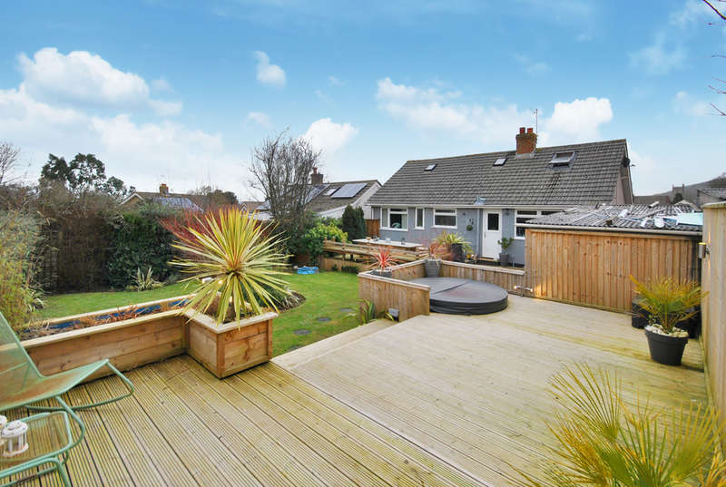 4 Bedrooms Detached Bungalow for sale in Littlefields Road, Banwell