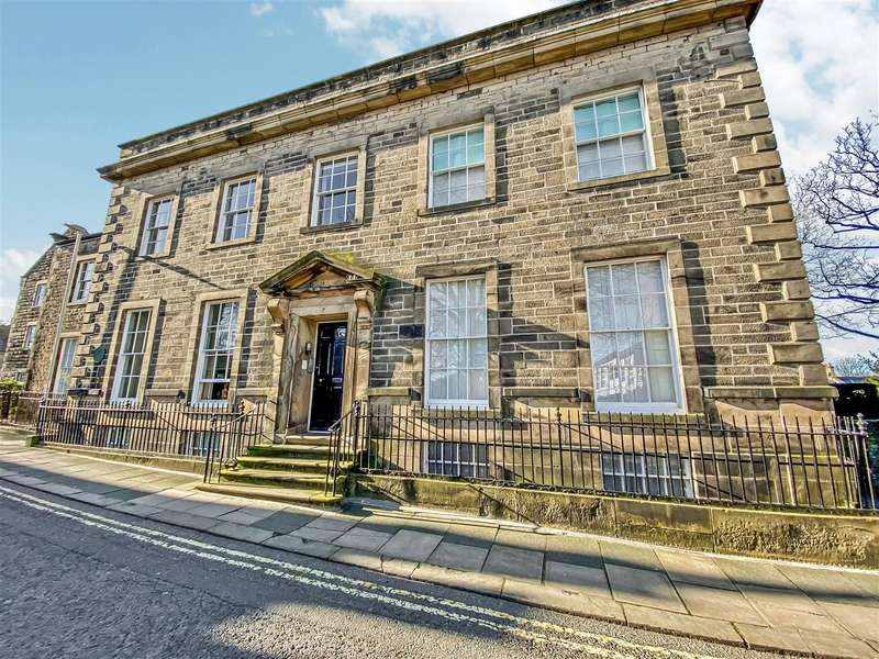2 Bedrooms Apartment Flat for sale in Highmount House, Central Lancaster - live in one of the cities most prestigious locations