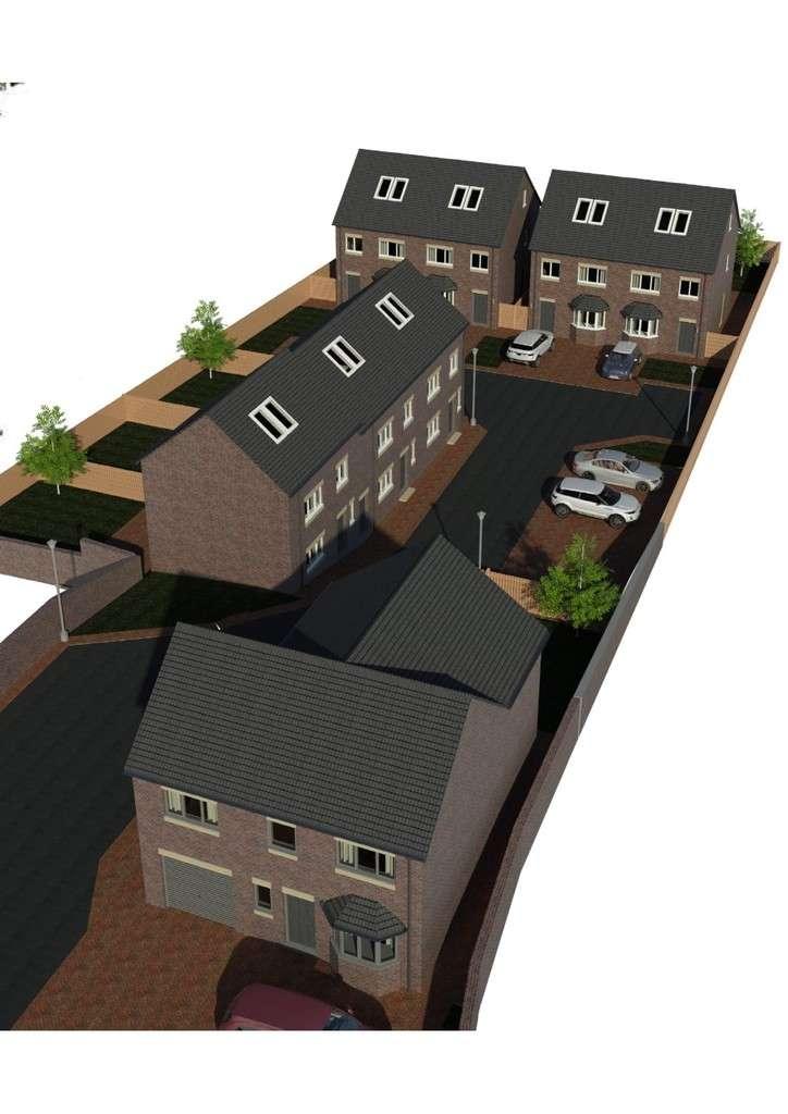 4 Bedrooms Detached House for sale in Kingsway, Ossett