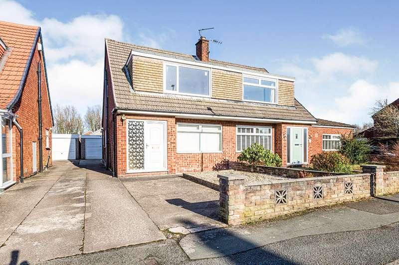 3 Bedrooms Semi Detached House for sale in Mounsey Road, Bamber Bridge, Preston, PR5