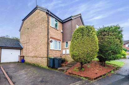 3 Bedrooms Semi Detached House for sale in Harveys Hill, Luton, Bedfordshire