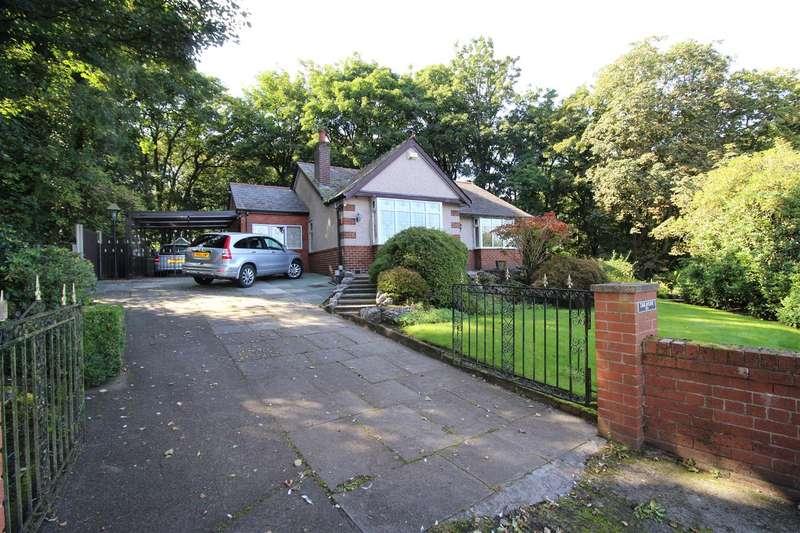 2 Bedrooms Detached Bungalow for sale in Pemberton Road, Winstanley, Wigan. WN3 6DB
