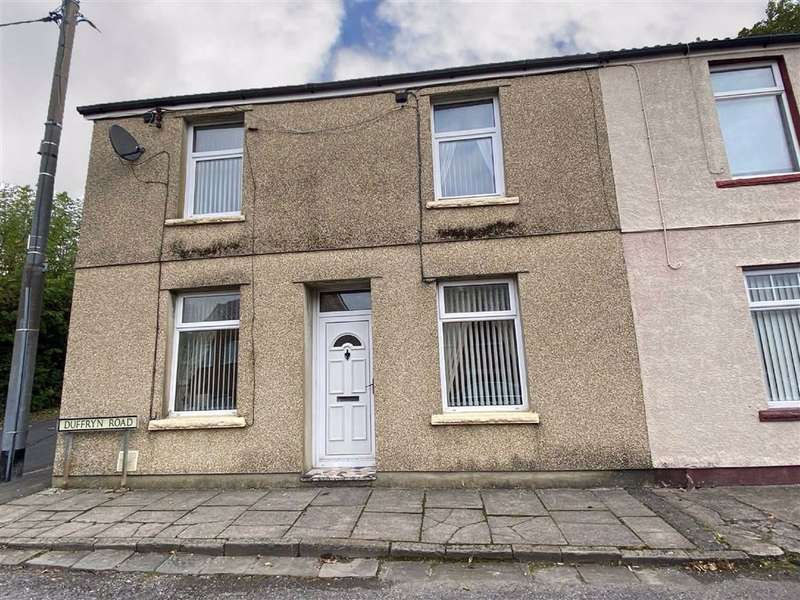 3 Bedrooms Semi Detached House for sale in Duffryn Road, Cwmbach, Aberdare, Mid Glamorgan