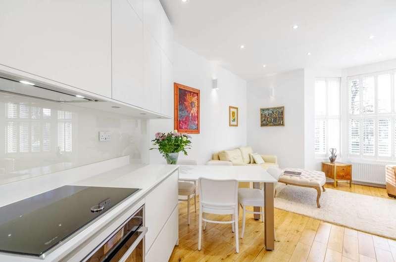 1 Bedroom Flat for sale in Grange Park, Ealing, W5
