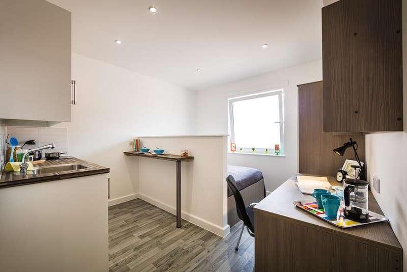 1 Bedroom Studio Flat for rent in Studio for a Student