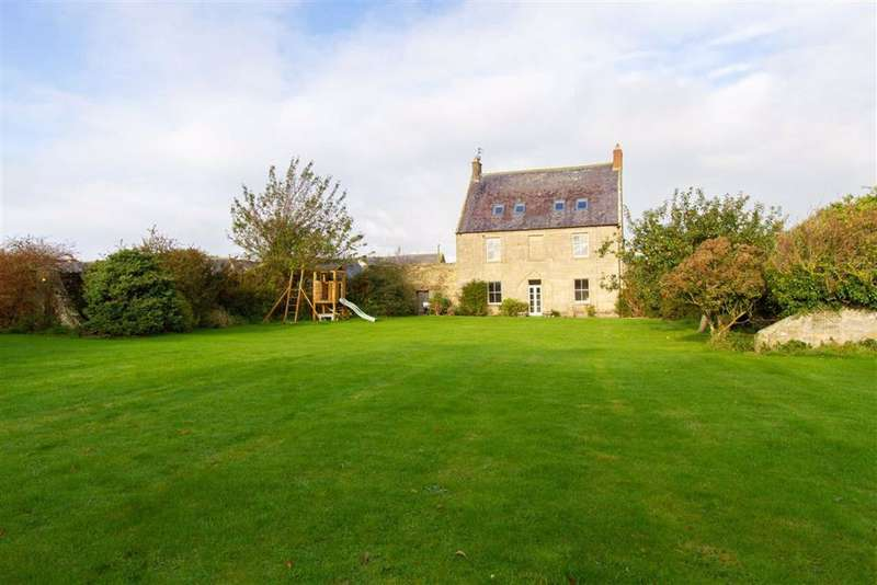 6 Bedrooms Farm House Character Property for sale in Alnwick, Northumberland, NE66