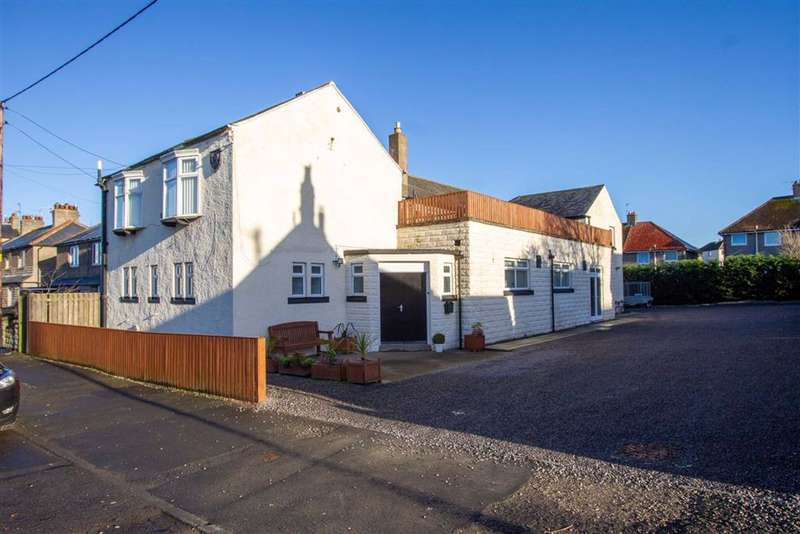 3 Bedrooms Apartment Flat for sale in Etal Road, Tweedmouth, Berwick-upon-Tweed, TD15