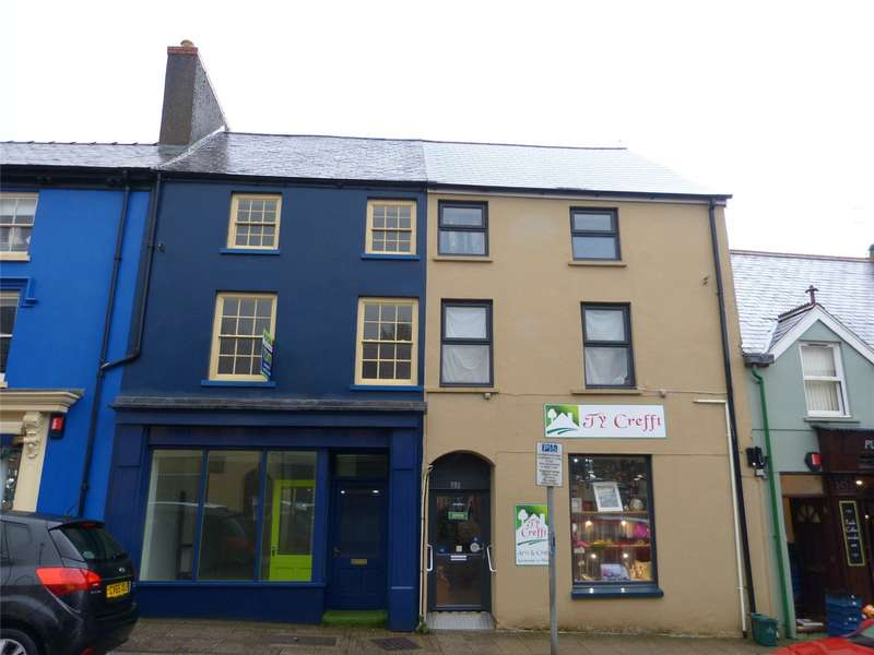 3 Bedrooms Terraced House for sale in High Street, Narberth, Pembrokeshire