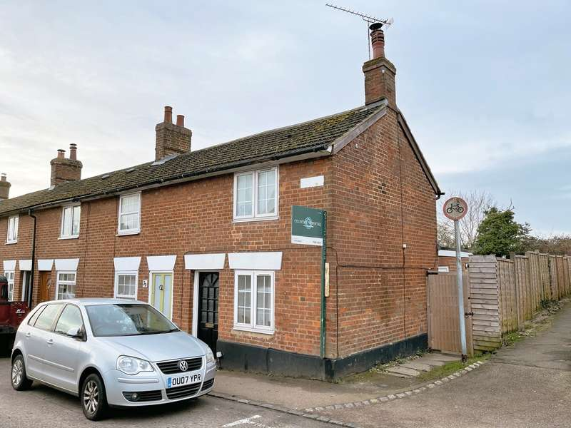 2 Bedrooms End Of Terrace House for sale in Oliver Street, Ampthill, Bedfordshire, MK45